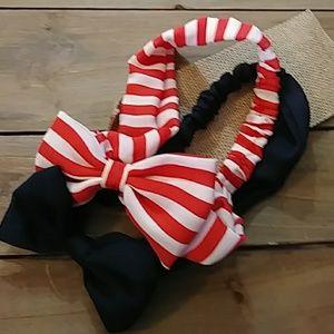 Other - Nwt 2 patriotic girls headbands